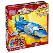 Kocke Mega Bloks Power Rangers Megaforc - morski pas