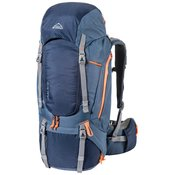 McKinley MAKE 50 W + 10 RC, planinarski ruksak, plava