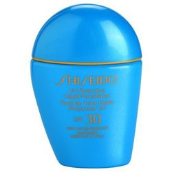 Shiseido Sun Care Protective Liquid Foundation vodootporni tekući puder SPF 30 nijansa Dark Beige 30 ml