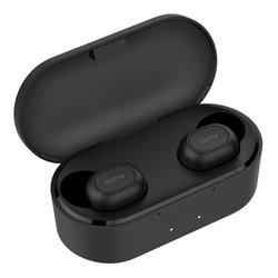 Xiaomi QCY T2C/T1S Bluetooth Slušalke Črne