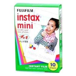 FUJIFILM film za aparate Colorfilm instax mini glossy Instax