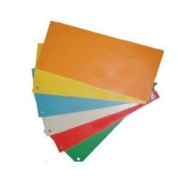 Slojni karton 10 x 22,5 cm, naranča