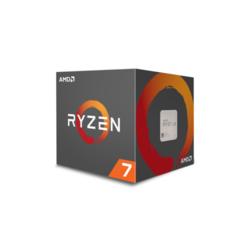 AMD procesor Ryzen 7 2700 (z Wraith Spire LED hladilnikom)