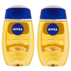Nivea Natural Oil ulje za tuširanje za suhu kožu 200 ml za žene