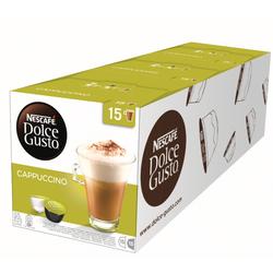 NESCAFÉ DOLCE GUSTO kapsule za kavu Cappuccino XXL, trostruko pakiranje