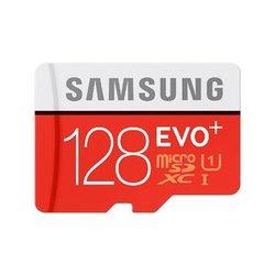 SAMSUNG memorijska kartica 128GB EVO PLUS MB-MC128DA + ADAPTER