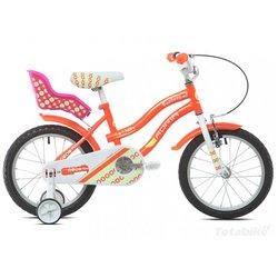 ADRIA dečiji bicikl 16 HT Fantasy narandžasti