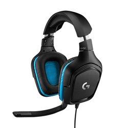 slušalice LOGITECH Gaming G432, 7.1, crne