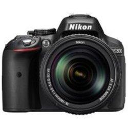 NIKON digitalni fotoaparat D5300 kit 18-140 VR