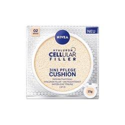 NIVEA Cellular Filler Cushion srednja nijansa 15 gr