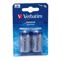 VERBATIM baterije C-LR14 49922