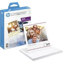 W2G60A - HP Social Media Snapshots, 25 sheets, 10x13cm