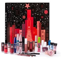 Maybelline Christmas adventni koledar