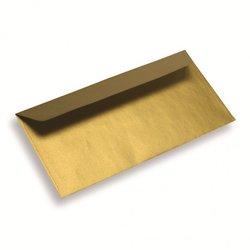 Kuverta A23, 113 x 223 mm BO - zlata/srebrna, 100/1