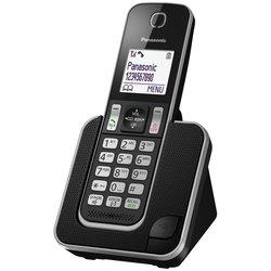 bežični telefon PANASONIC KX-TGD 310FXB - CRNI