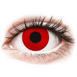 Red Devil ColourVUE Crazy Lens (2 daily coloured lenses)