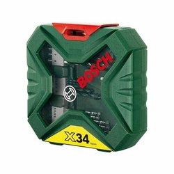 Bosch Asortiman univerzalnih svrdla Bosch X-Line 34-dijelni