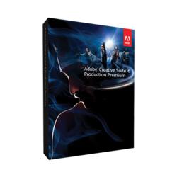 Adobe Production Premium CS6 32/64 bit