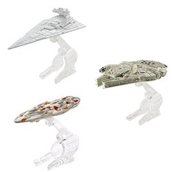 Hot Wheels Star Wars svemirski brod