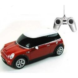 RASTAR automobil na daljinsko upravljanje MINI COOPER S 1:14