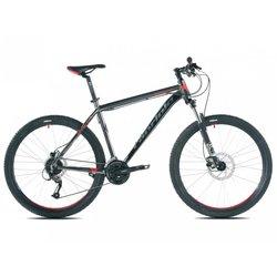 Capriolo bicikl MTB LEVEL 7.3 27,5/24AL black-graphite-red
