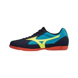 Tenisice  mizuno sala club 2 in  evening blue/ safety yellow