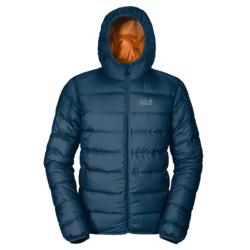 Jack Wolfskin HELIUM MEN, muška jakna za planinarenje, plava