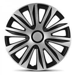 AUTOSTYLE naplatci Nardo Black/Silver 14