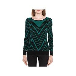 Vero Moda Zigga Džemper 370889 zelena