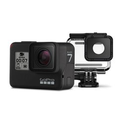 Športna digitalna kamera GOPRO HERO 7 + Super Suit