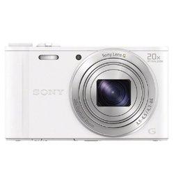 """SONY Cyber-shot DSC-WX350W (Bela) - DSCWX350W.CE3  Kompaktni, 18.2 Mpix, 3"""", CMOS"""