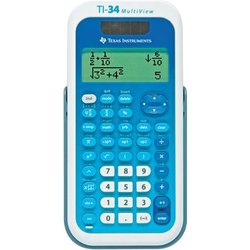 TEXAS INSTRUMENTS šolski kalkulator TI-34 MULTIVIEW