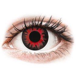 ColourVUE Crazy Lens-Volturi-brez dioptrije