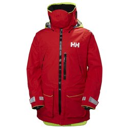 Helly Hansen Aegir Ocean Jacket Alert Red XXL