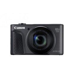 CANON kompaktni fotoaparat SX730 HS (1791C002AA), črn