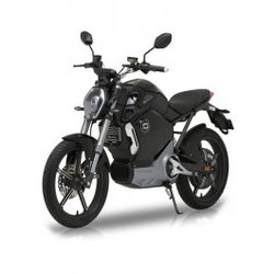 Super Soco motocikli TS1200R Electric Motorcycle Black