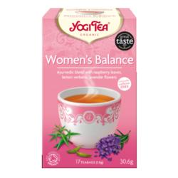 Yogi čaj žensko ravnovesje - Yogi Tea, 17 kom