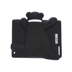 Moschino-Gennarino iPad 2 case-women-Black