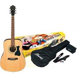 Ibanez Western gitara Ibanez V50NJP-NT, komplet