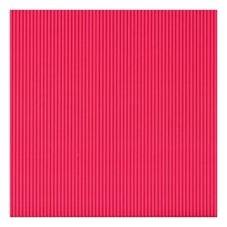 Rebrasti papir B2 160g 1/10 NEON PINK