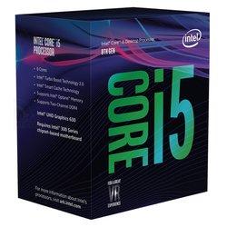 INTEL Core i5-8400 2,8/4,0GHz 6-core 9MB LGA1151 BOX procesor