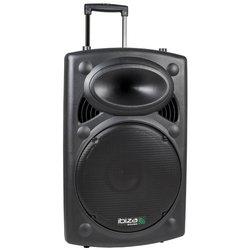IBIZA SOUND prenosni zvočnik PORT15UHF-BT