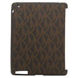 Michael Michael Kors-monogram tablet-women-Brown