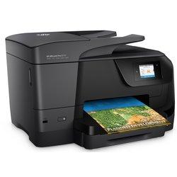 HP OfficeJet Pro 8710 (D9L18A), multifunkcijska naprava, barvni-multifunkcijski, fax, 4800x1200 dpi, USB, wi-fi, ethernet