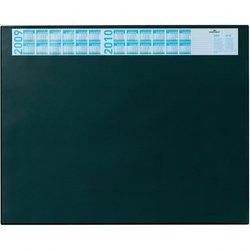 Durable Podloga za radni stol s prozirnim pokrovom, plava