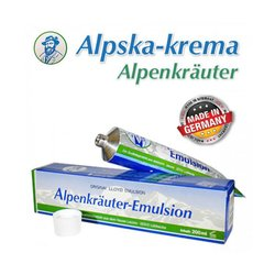 Alpska krema Alpenkrauter, 200ml