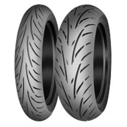 MITAS moto pnevmatika 120 / 70 R17 58W Touring Force TL (sprednje kolo)