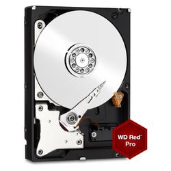 WD 6TB SATA III, 128MB, 3.5, 7200rpm, Red Pro - WD6001FFWX
