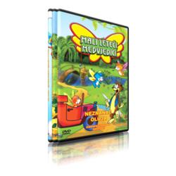 Kupi Mali Leteći Medvjedići 13-15 (DVD)