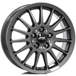 ATS platišče A15 5x100 et38 6.0x15 streetrallye 57.1 (Audi, Seat, Škoda, VW), sivo